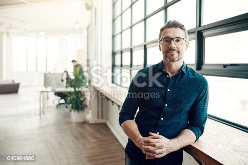 istock Stay hungry for success 1040964880