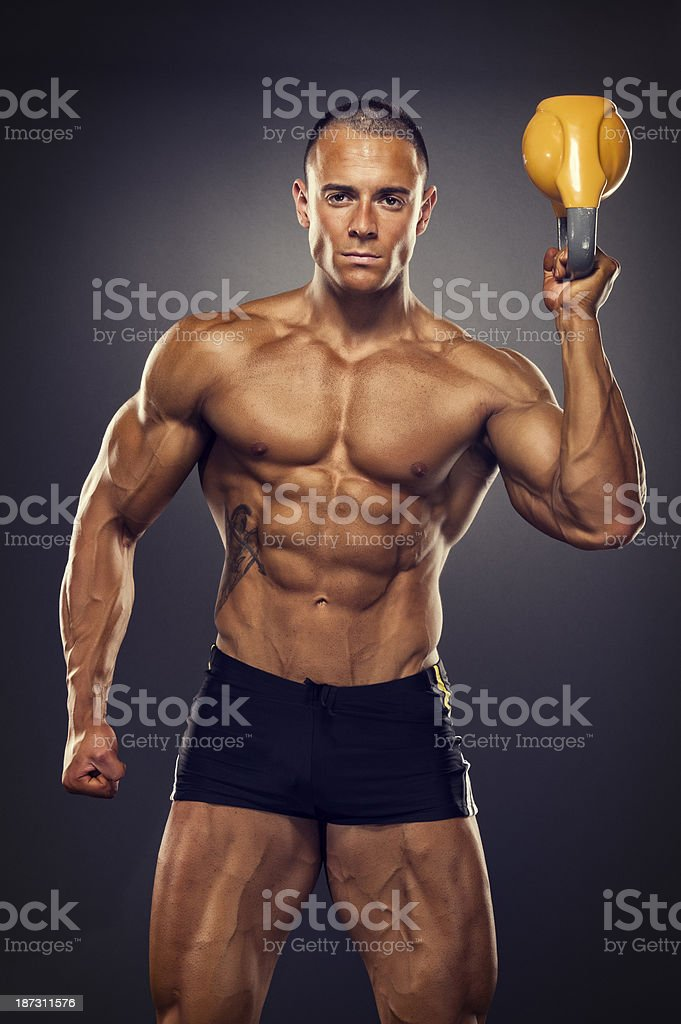 Stay Strong royalty-free stock photo