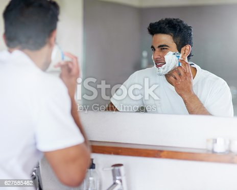 istock Staying away from hairy situations 627585462