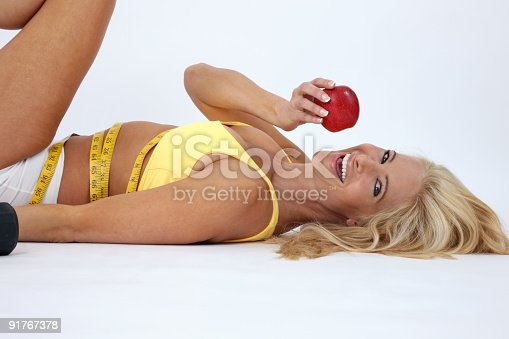 91837830istockphoto Staying fit 91767378