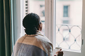 istock Staying home during COVID-19 pandemic 1217409043
