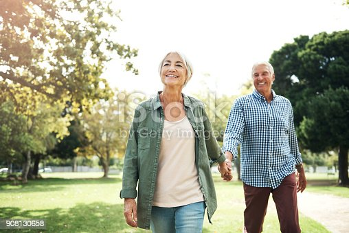 istock Staying in love is something very special 908130658