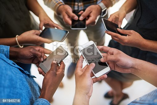 istock Staying in sync in the smart age 641945216