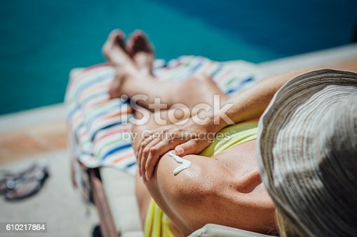 istock Staying Sun Safe 610217864