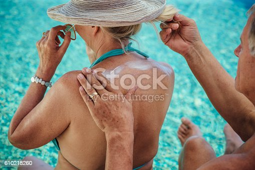 istock Staying Sun Safe 610218260