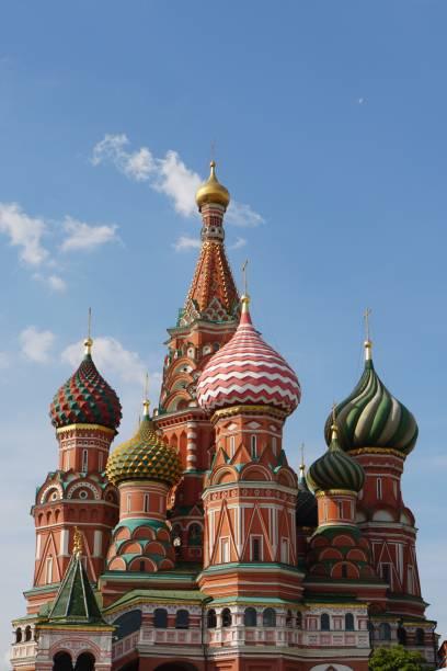 Basilius-Kathedrale in Moskau – Foto