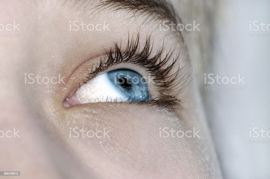 Steadfast sight in the future 2. royalty-free stock photo