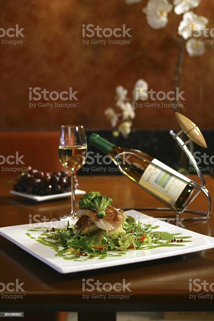 Steak House foto stock royalty-free