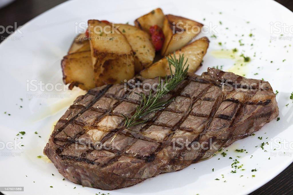 steak royalty-free stock photo