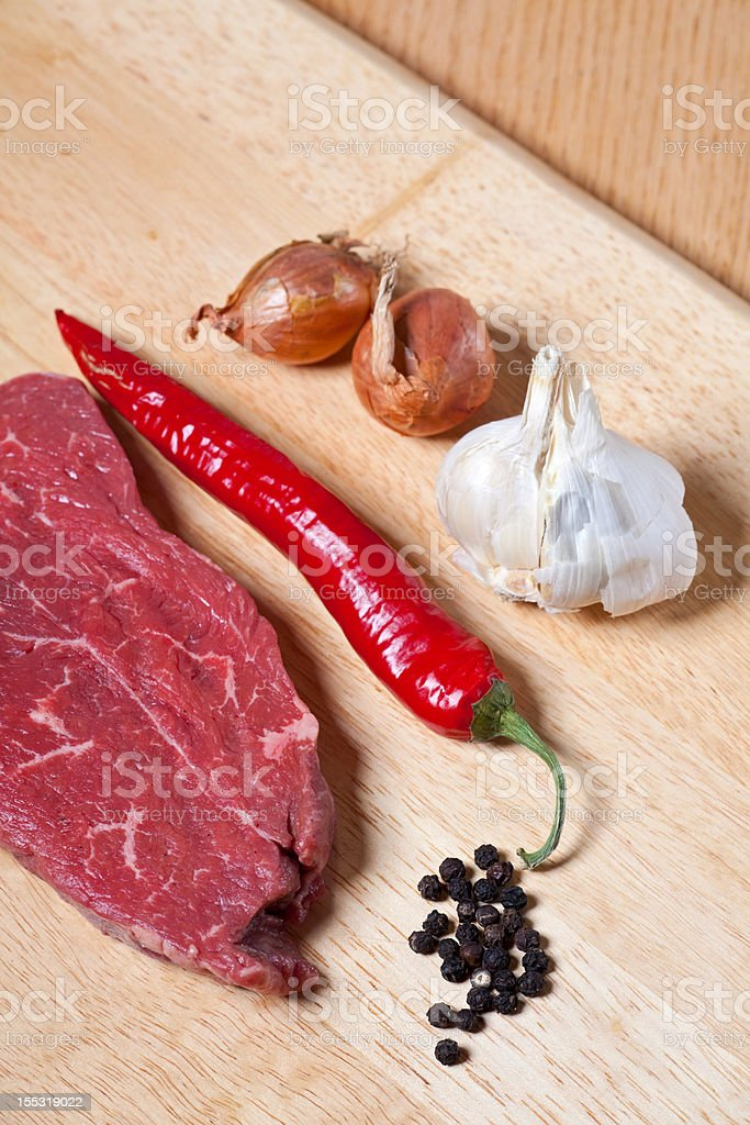 steak #24 royalty-free stock photo