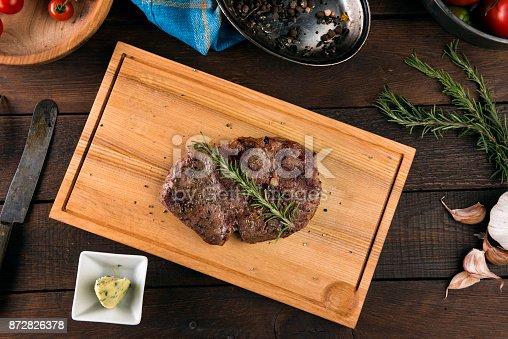 916096852 istock photo Steak 872826378