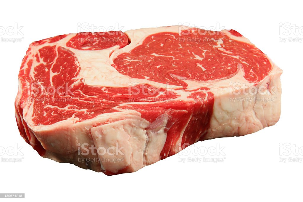 Steak2 stock photo