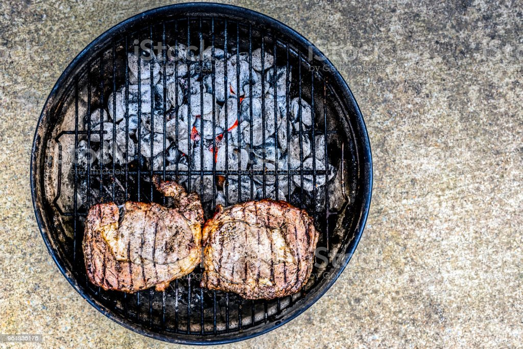 Steaks 2 royalty-free stock photo