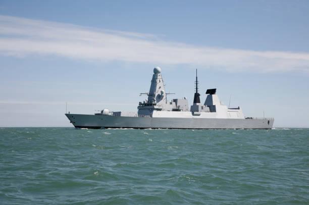 discreto militar navio - fragata - fotografias e filmes do acervo