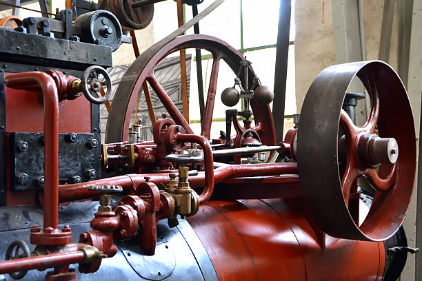 Dampflokomotive – Foto