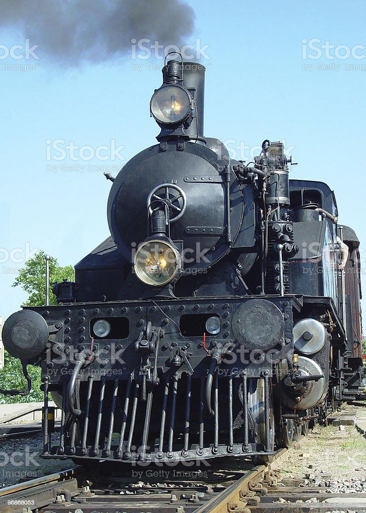 Dampflokomotive Lizenzfreies stock-foto