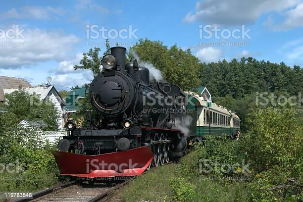 Steam Locomotive Stock Photo - Download Image Now