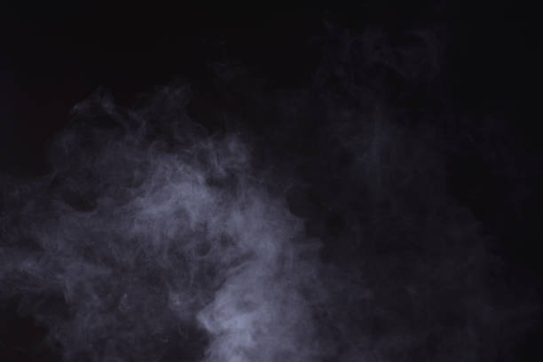 steam - black background stock pictures, royalty-free photos & images