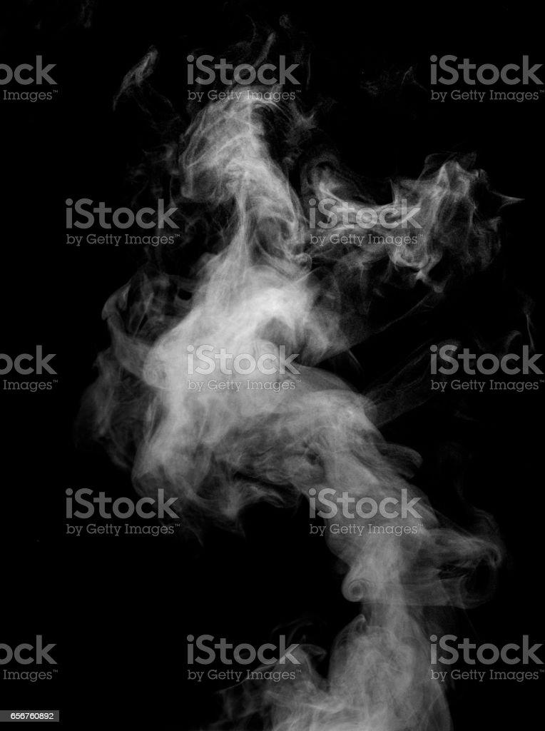 De vapor - foto de stock