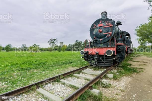 Foto de Trem De Força Da Orient Express Era A Vapor e mais fotos de stock de Antigo