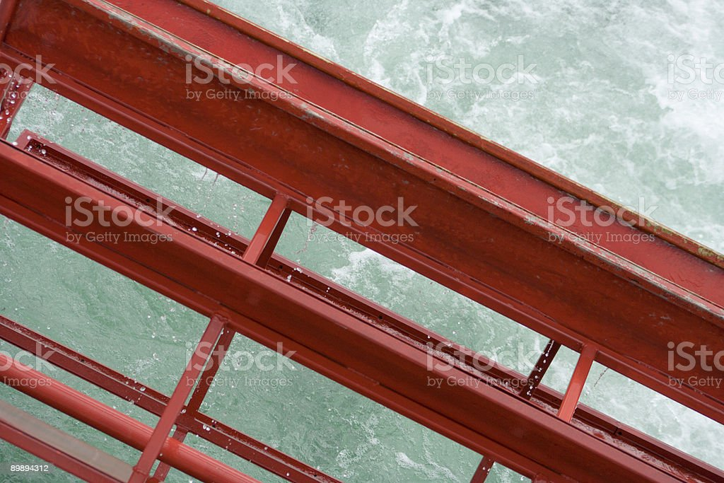 Steam ship royalty-free stock photo