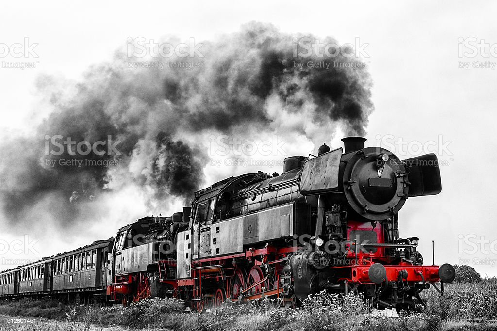 Steam Train​​​ foto