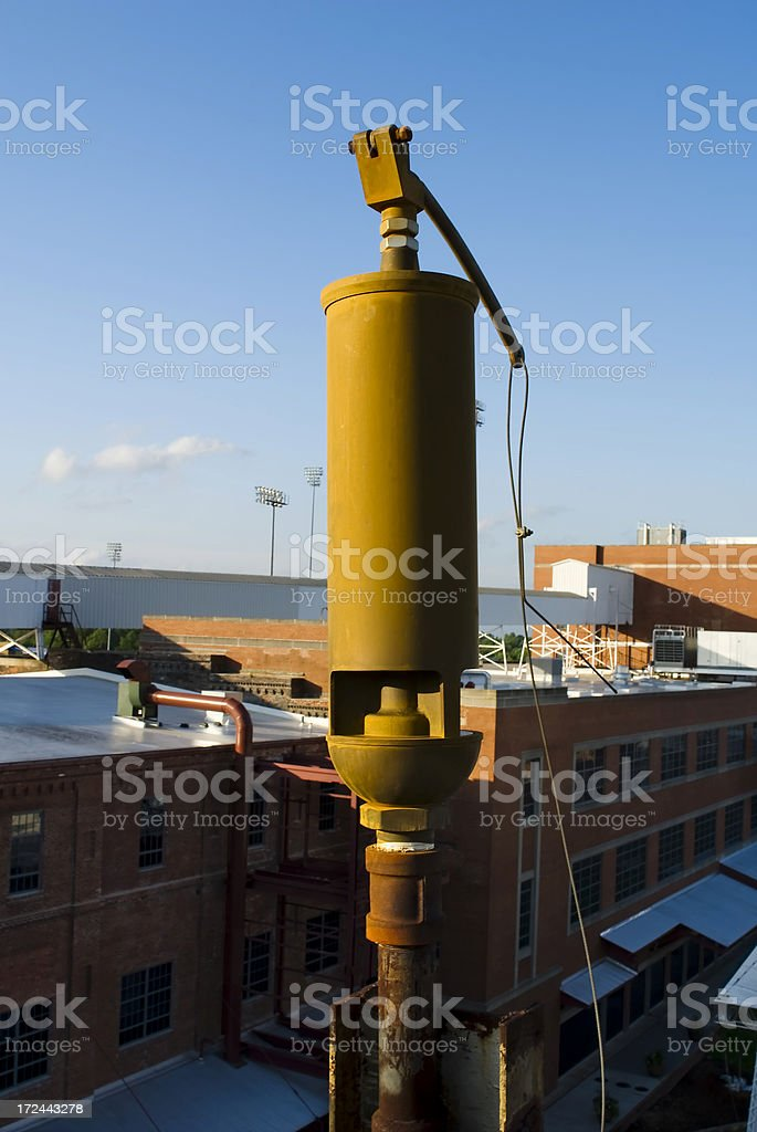 Factory Steam Whistle