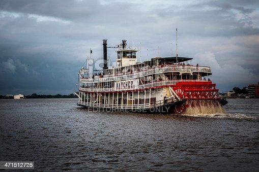 New Orleans, Louisiana USA  - May 1, 2013