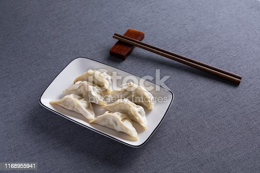 Steamed Dumplings, Traditional Chinese Food