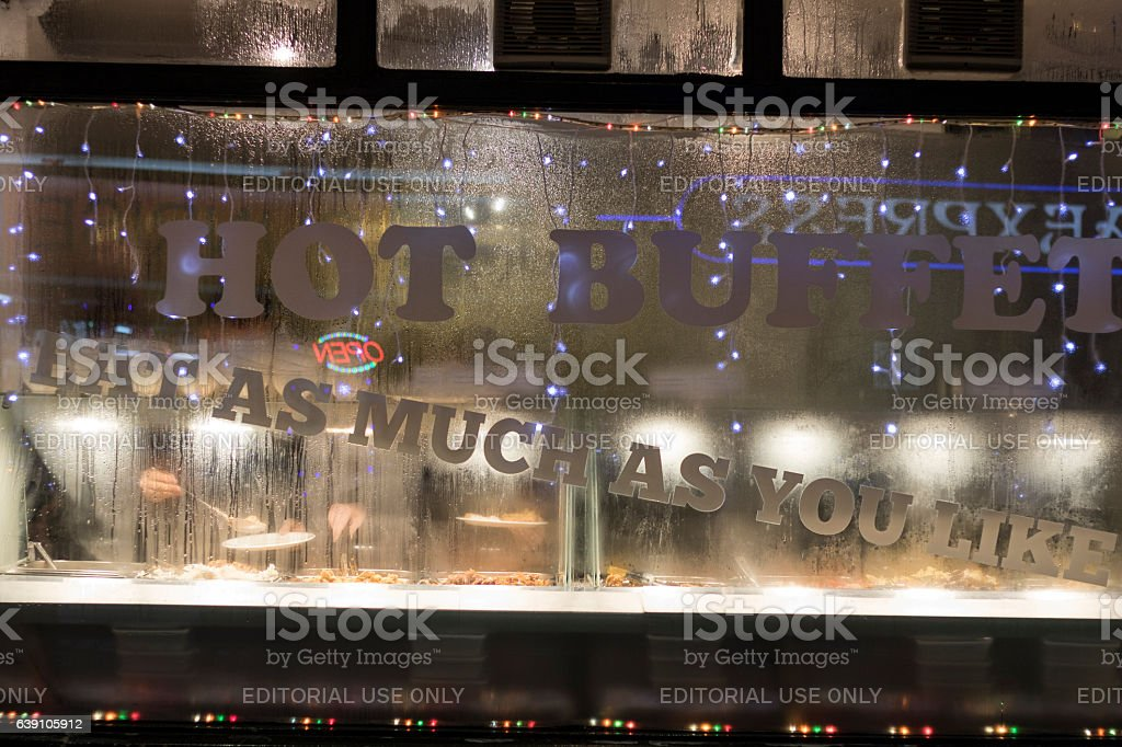 Super Steamed Up Window Of Buffet Restaurant In China Town Stock Download Free Architecture Designs Itiscsunscenecom
