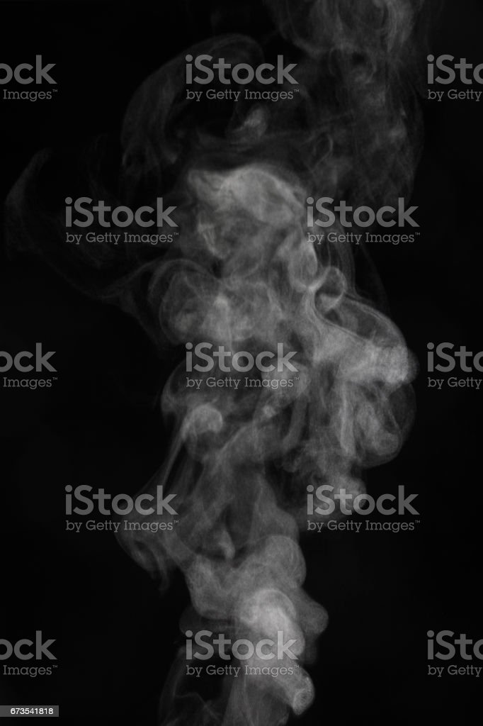 Steaming royalty-free stock photo