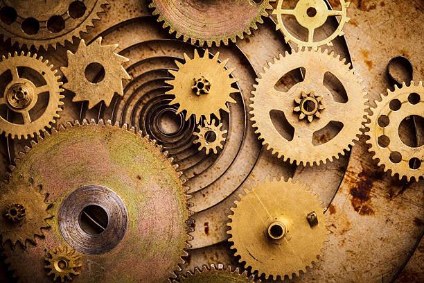 Steampunk Hintergrund – Foto