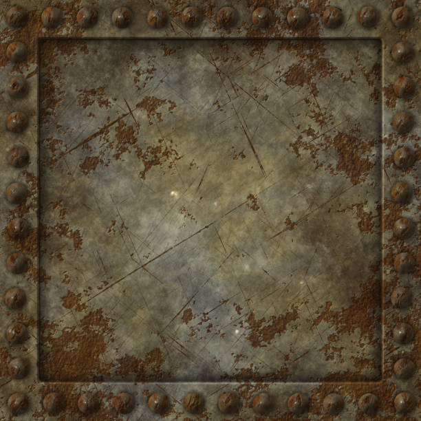steampunk backgrounds - steampunk stock photos and pictures