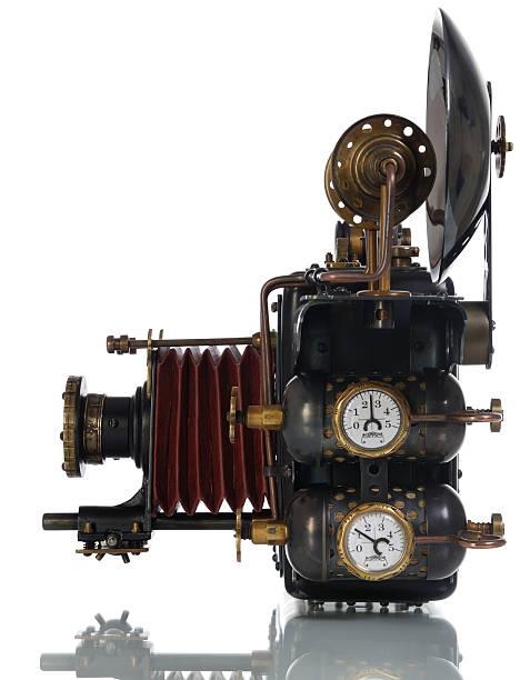 Steampunk Kamera – Foto