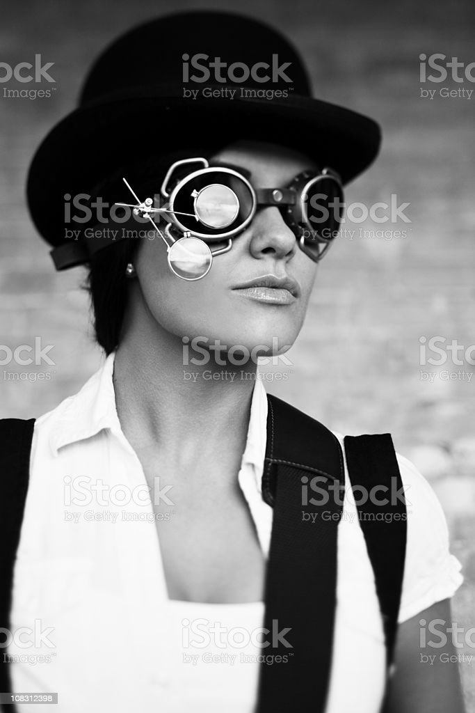 Steampunk Detektiv – Foto