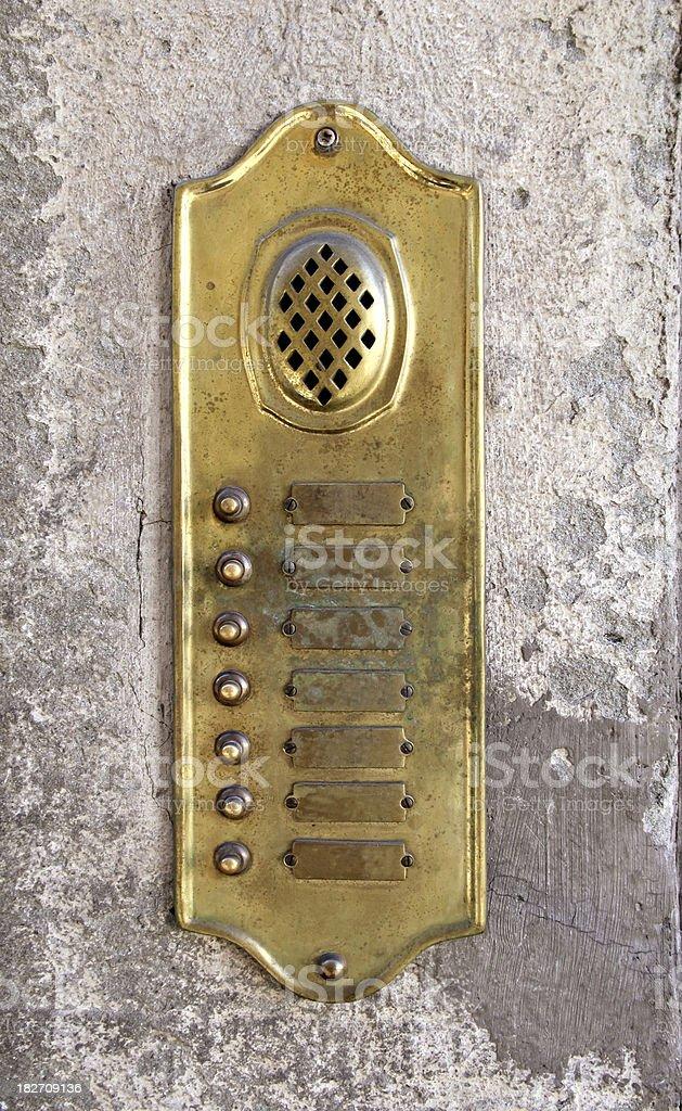 Ste&unk door bel royalty-free stock photo & Steampunk Door Bel stock photo | iStock