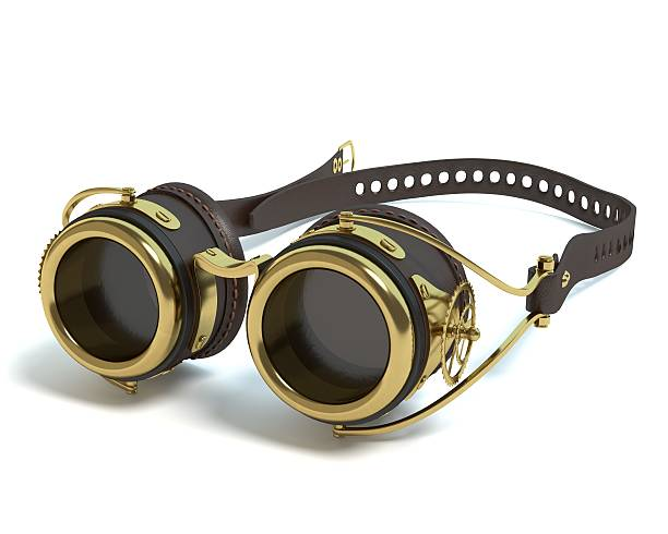 Steampunk Goggles stock photo