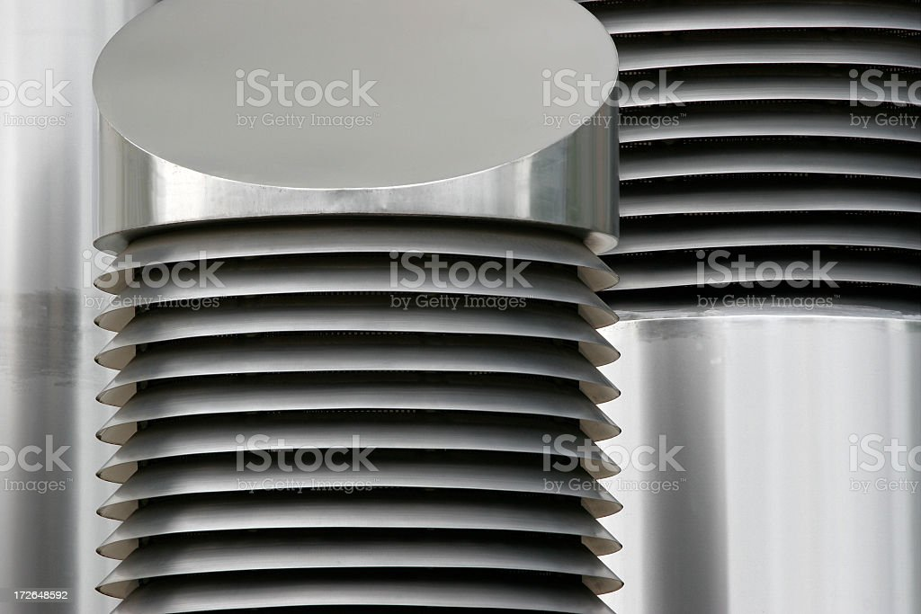 Steel Abstract royalty-free stock photo