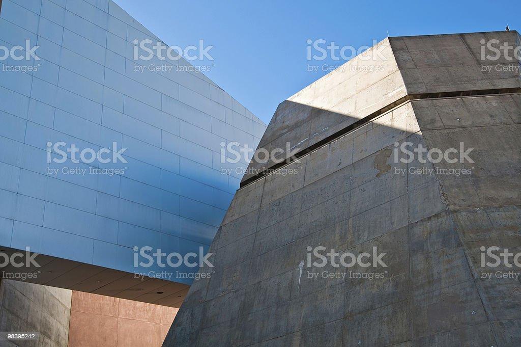 강철, 콘크리트 royalty-free 스톡 사진