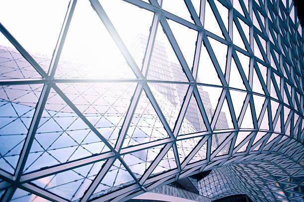 Stahl und Glas – Foto
