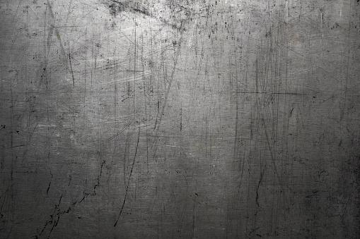 Dark steel texture or background