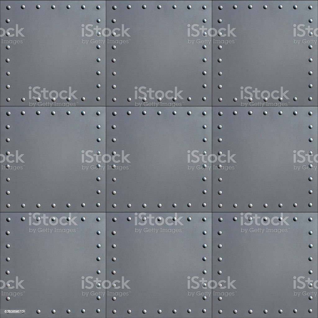 Steel background with clench foto de stock royalty-free