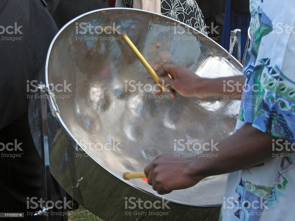 Steel Band stock photo