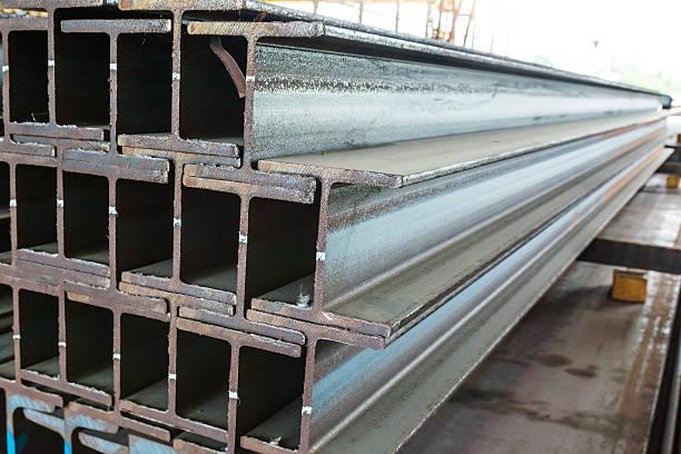 Steel bar wegen Bauarbeiten – Foto