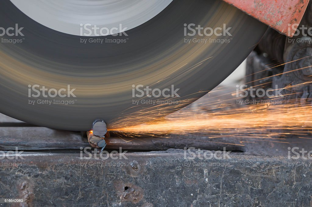 steel bar stock photo
