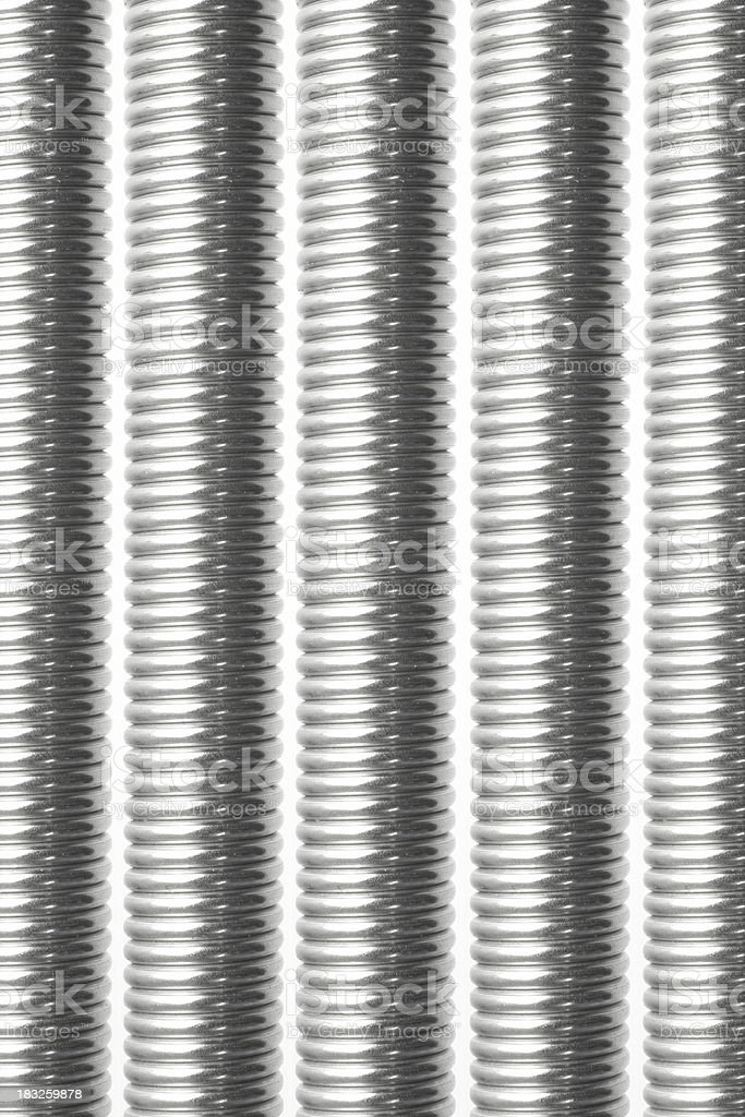 Steel Bars royalty-free stock photo