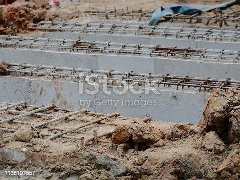 Construction Industry, Construction Site, Equipment, Girder, Industry