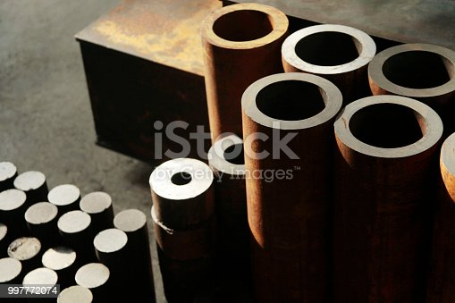 511814244istockphoto steel cylinder background 997772074
