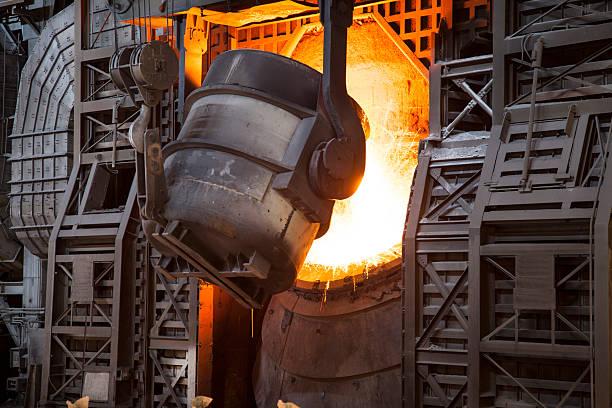 Stahlfabrik – Foto