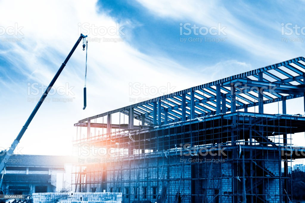 Stahl-Struktur – Foto